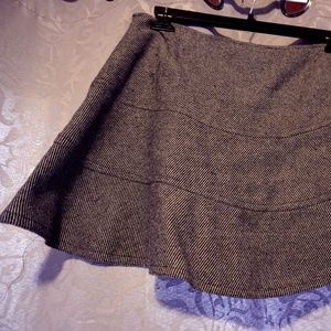 RARE Wool Betsey Johnson skirt!